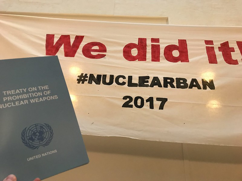 Nuclear Ban, we did it !